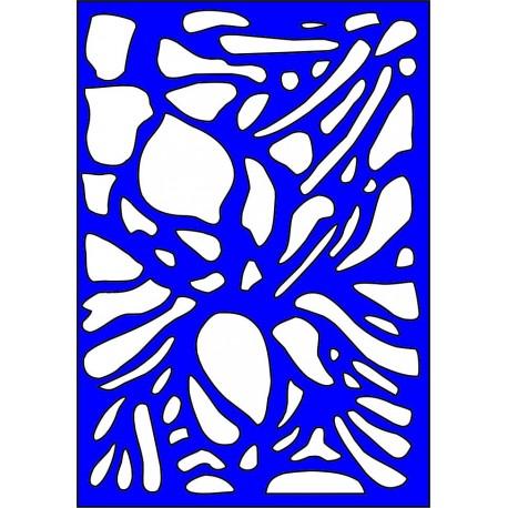 Cnc Panel Laser Cut Pattern File cn-l203 Free CDR Vectors Art