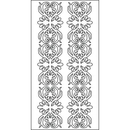 Cnc Panel Laser Cut Pattern File cn-l161 Free CDR Vectors Art