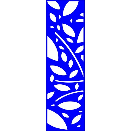 Cnc Panel Laser Cut Pattern File cn-l159 Free CDR Vectors Art