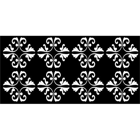 Cnc Panel Laser Cut Pattern File cn-l140 Free CDR Vectors Art