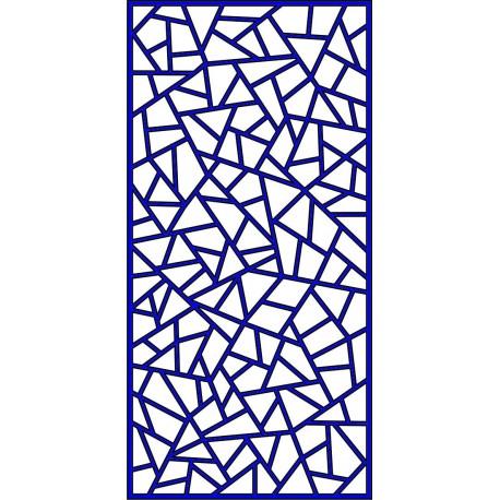 Cnc Panel Laser Cut Pattern File cn-l104 Free CDR Vectors Art