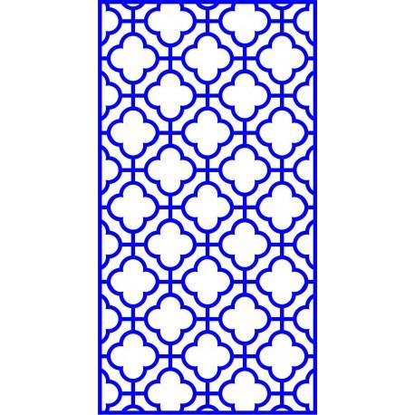 Cnc Panel Laser Cut Pattern File cn-l95 Free CDR Vectors Art