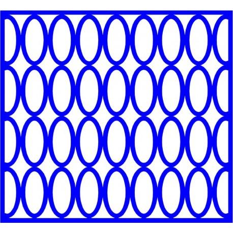 Cnc Panel Laser Cut Pattern File cn-l94 Free CDR Vectors Art