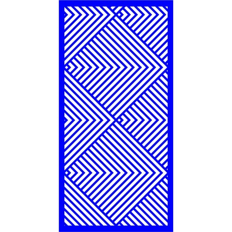 Cnc Panel Laser Cut Pattern File cn-l85 Free CDR Vectors Art