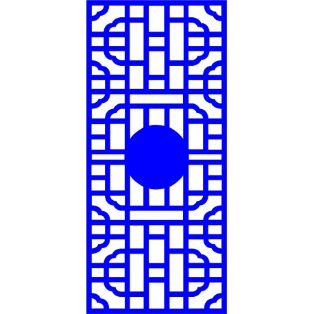 Cnc Panel Laser Cut Pattern File cn-l80 Free CDR Vectors Art