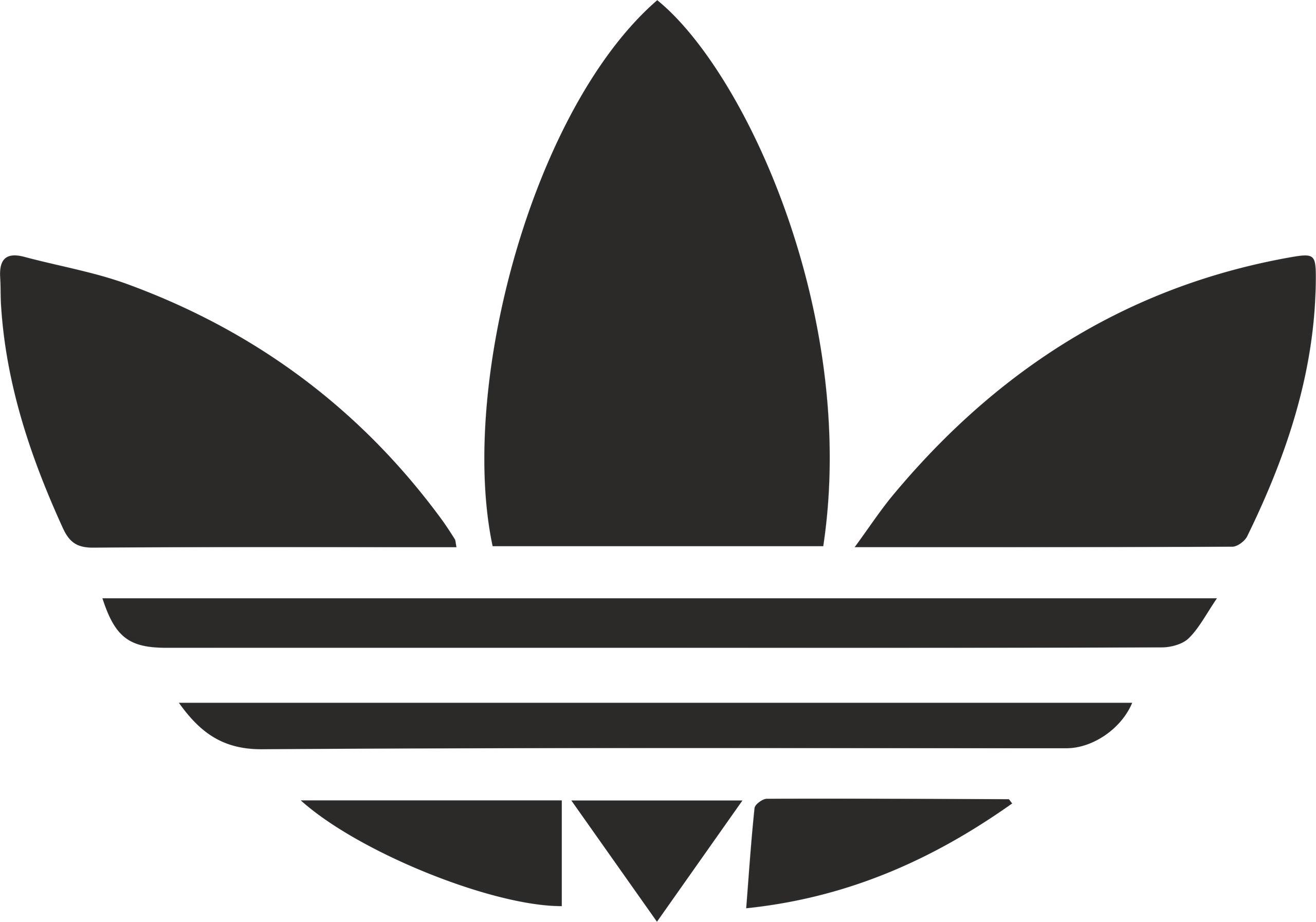 Adidas Logo Design Free CDR Vectors Art