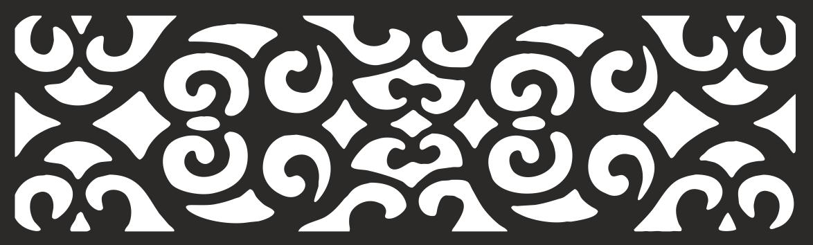 Swirly Ornament Stock Free CDR Vectors Art