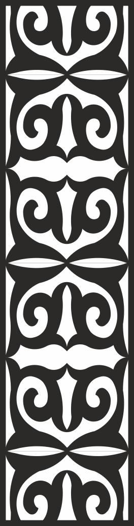 Lattice Pattern New Design Free CDR Vectors Art