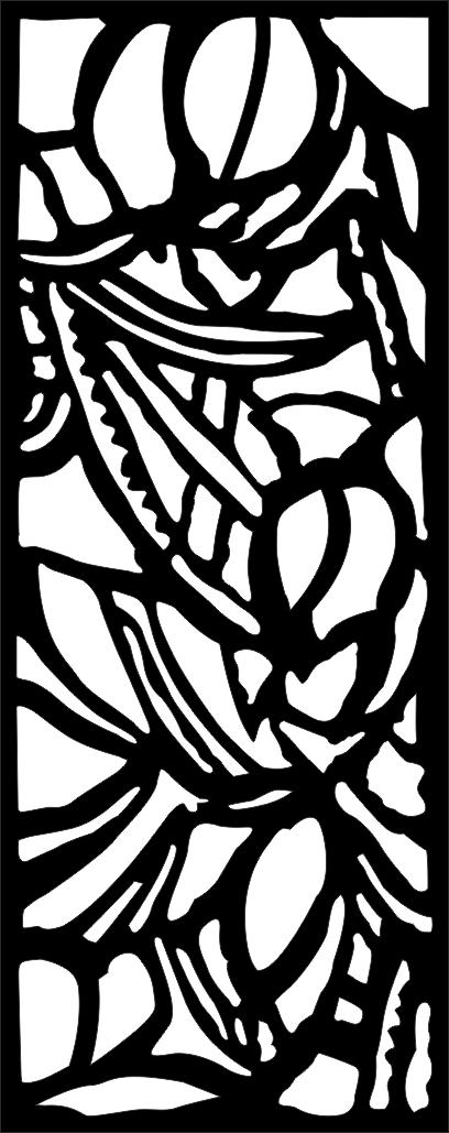 Abstract Floral Classic Design Free CDR Vectors Art