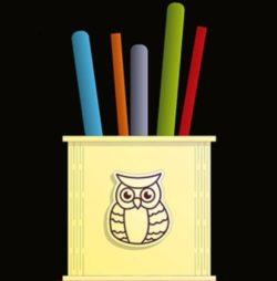 Childrens Pencil Box File Download For Laser Cut Free CDR Vectors Art
