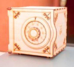 Safe Box File Download For Laser Cut Free CDR Vectors Art
