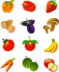 Free Vector Fruits Free CDR Vectors Art