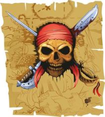 Pirate Free CDR Vectors Art