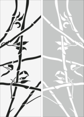 Sandblast Pattern 2191 Free CDR Vectors Art
