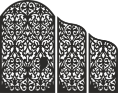 Decorative Screen design Free CDR Vectors Art