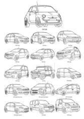 Fiat Free CDR Vectors Art