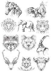 Original Animals Free CDR Vectors Art