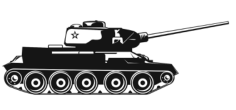 Army Tank Free CDR Vectors Art
