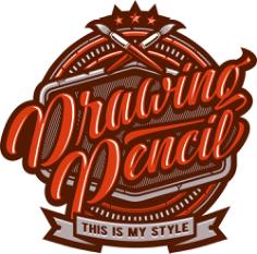 Drawing Pencil Free CDR Vectors Art