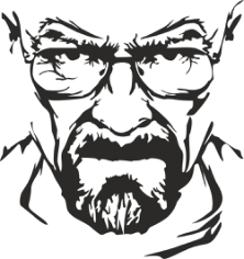 Breaking Bad Heisenberg Free CDR Vectors Art