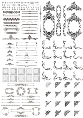 Dividers and Design Elements Free CDR Vectors Art