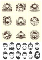 Barbershop Free CDR Vectors Art