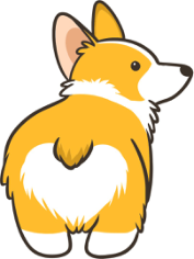 Corgi By Stikrs Free CDR Vectors Art