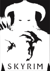 Skayrim Poster Free CDR Vectors Art