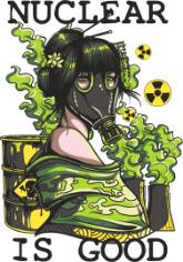 Nuclear Print Free CDR Vectors Art