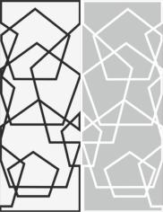 Sandblast Pattern 2174 Free CDR Vectors Art
