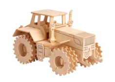 Tractor Vector CNC router and laser cut Free CDR Vectors Art