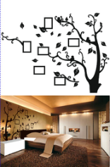 Family Tree Frame Free CDR Vectors Art