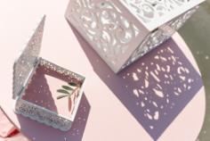 Wedding Box for Money Free CDR Vectors Art