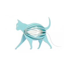 Cat Lamp Laser Cut Free CDR Vectors Art