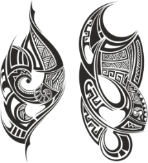 Tribal Tattoo Free CDR Vectors Art