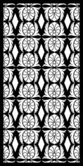 Ottoman stencils Pattern Free CDR Vectors Art