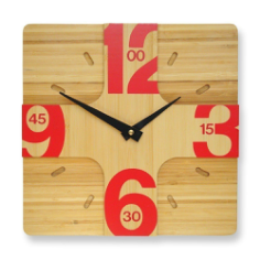 Clock CNC Puzzle Plan Free CDR Vectors Art