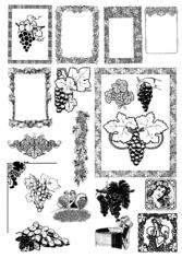 Vinograd Free CDR Vectors Art