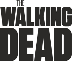 The Walking Dead Free CDR Vectors Art