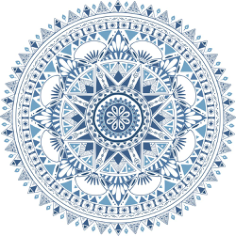 Boho pattern style graphic Free CDR Vectors Art