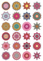 Mandala Decorative Elements Free CDR Vectors Art