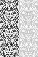 Seamless Victorian Pattern Free CDR Vectors Art