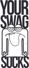 Swag T Shirt Design Free CDR Vectors Art