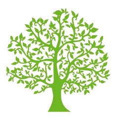 Tree 2 Free CDR Vectors Art
