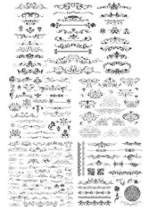 Decor Elements Free CDR Vectors Art