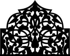Arabic Ornament Pattern Free CDR Vectors Art