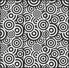 Seamless Retro Pattern Free CDR Vectors Art