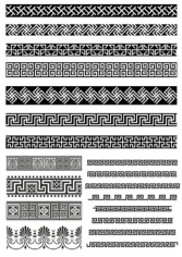 Lace Border Decor Elements Free CDR Vectors Art