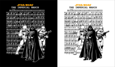 Star Wars Imperial March Free CDR Vectors Art