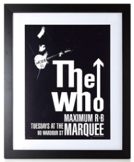 The Who Wall Art Sticker Free CDR Vectors Art